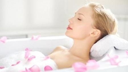 お風呂でリラックスする解消法