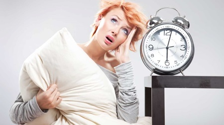 就寝前に明日の予定を考える
