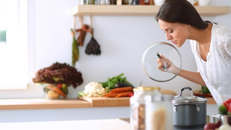 規則正しい生活習慣・食習慣を心がける