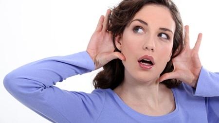 耳を傾ける割合を変える