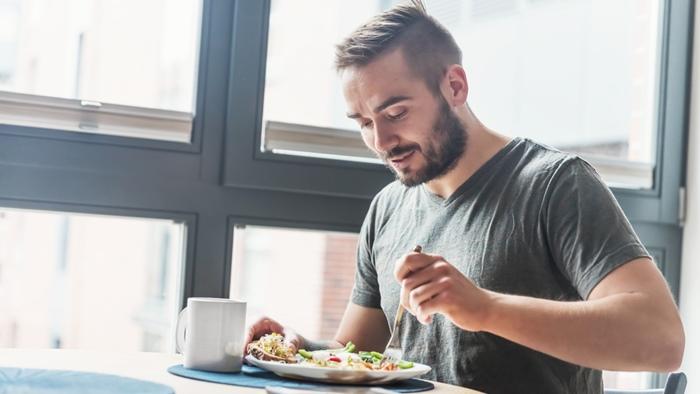 身体がハッピーになるもの食べる