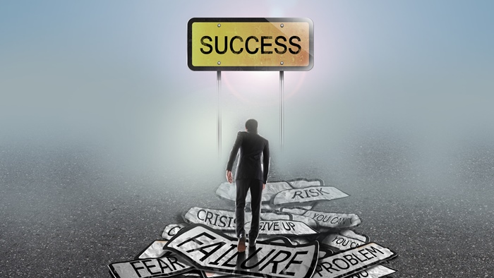 「失敗は成功のもと」ここに立ち返る