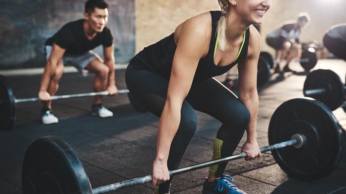 身を鍛える 筋トレをして身も心も強化!