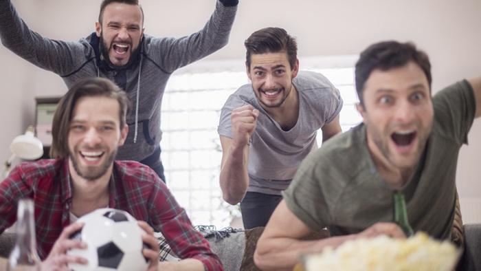 .男性の友達や後輩と遊んでいたほうが気が楽!気の合う仲間がいる