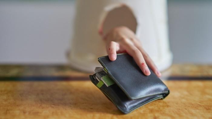 財布の中がカードだらけ!ポイントカードをたくさん持っている