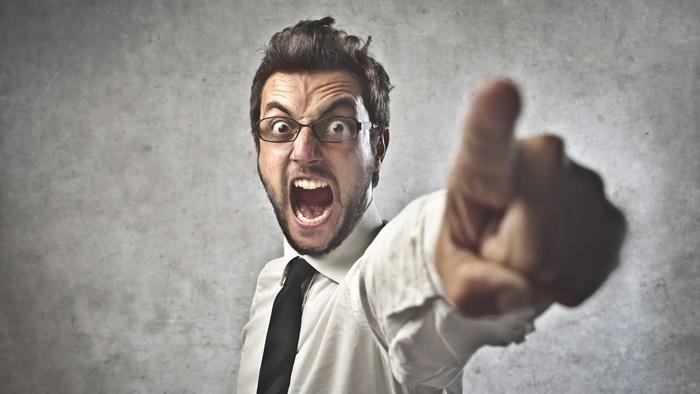 怒るべきシーン:本気度を伝える時