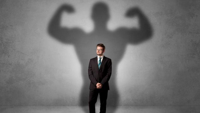 .怒れない性格を改善「自分に自信を持つ」