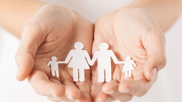 自由に生きる人の家族関係!