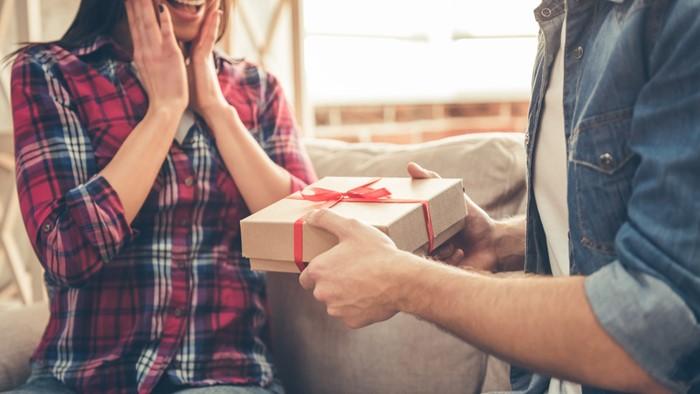 プレゼントをしたい 喜ぶ顔が見たい