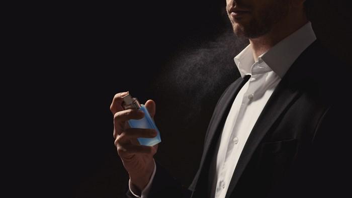 柔軟剤や香水などでいい香りがしている