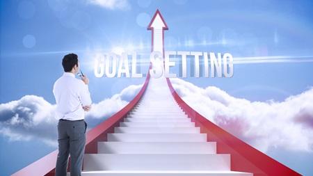 達成可能な目標を立てる